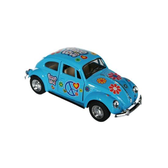 Halloween Speelgoed Auto Vw Kever Blauw In De Griezeligste Feestwinkel